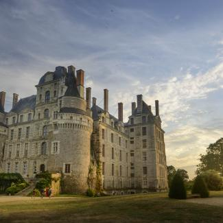 Visite Chateau De La Loire