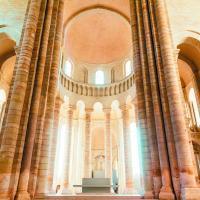 Découvrir, abbaye de Fontevraud