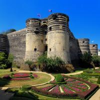 Les châteaux du Roi René en Anjou