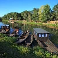 Croisière fluviale sur la Loire en bateau traditionnel