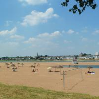 Les plages de l'Anjou