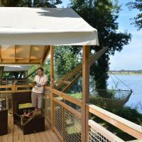 Les campings du bord de Loire