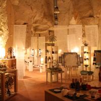 Art et artisanat en troglo en Anjou