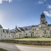L'abbaye de Fontevraud, le règne du féminin