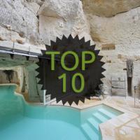 Top 10 des hôtels en Anjou