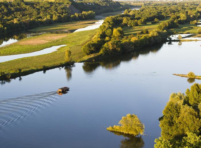 Croisières sur la Loire
