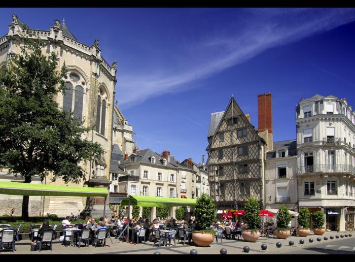 Villes d'Anjou