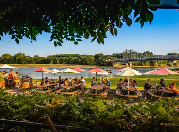 Restaurants avec terrasse