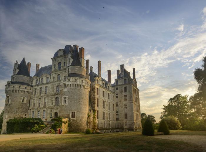 Les + beaux châteaux
