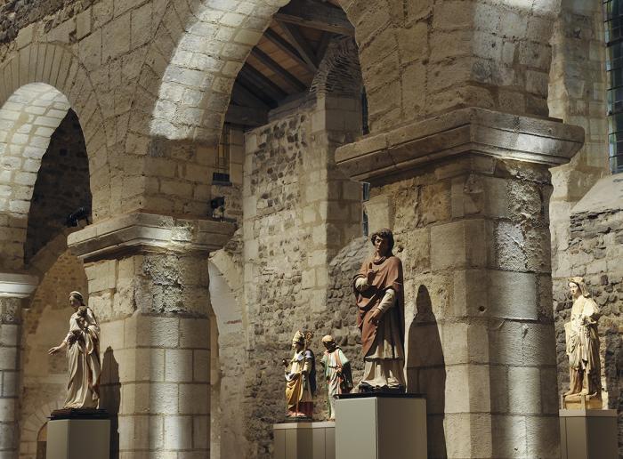 Églises et abbayes, un parfum d'éternité