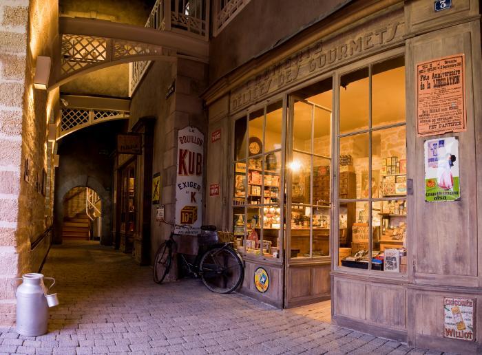 de découvrir le musée Aux anciens commerces