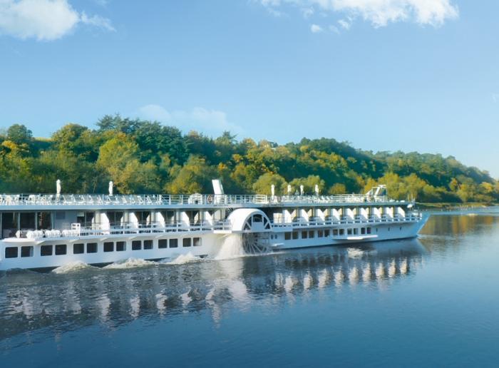 Croisière inédite à bord du Loire Princesse