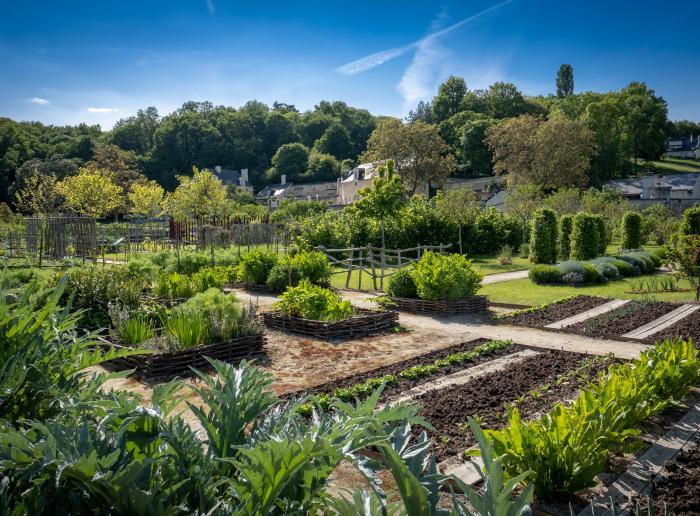de visiter les Jardins du Puygirault