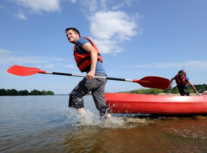 Randonnées en canoë-kayak