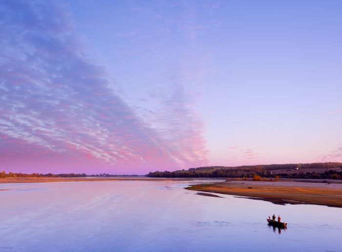 Sur la Loire