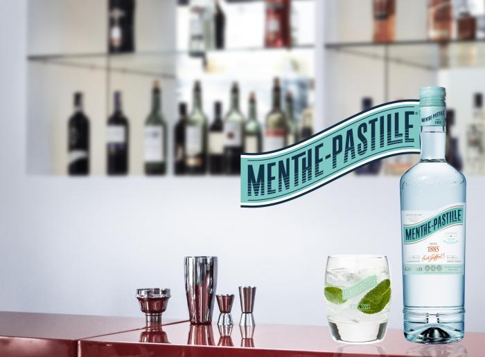 Recette cocktail Mentha Pastilla