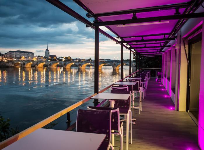 Les hôtels avec la plus belle vue sur la Loire