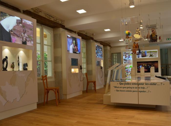 de visiter le Musée du Bon Pasteur