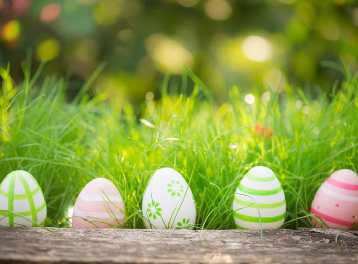 Pâques en Anjou