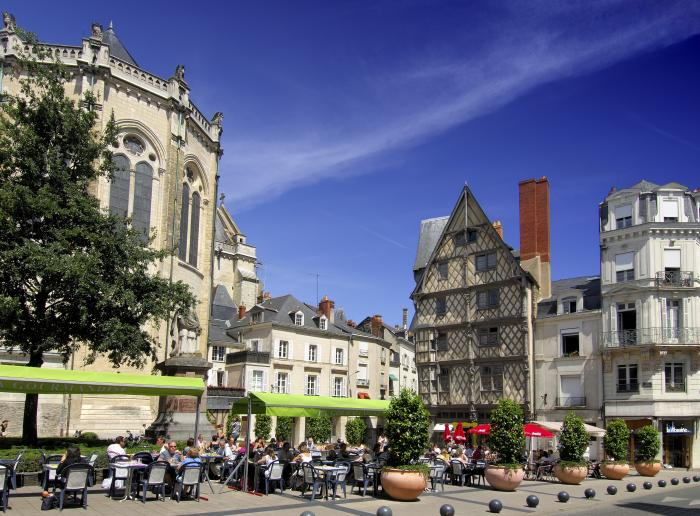 J1 Angers et sa région