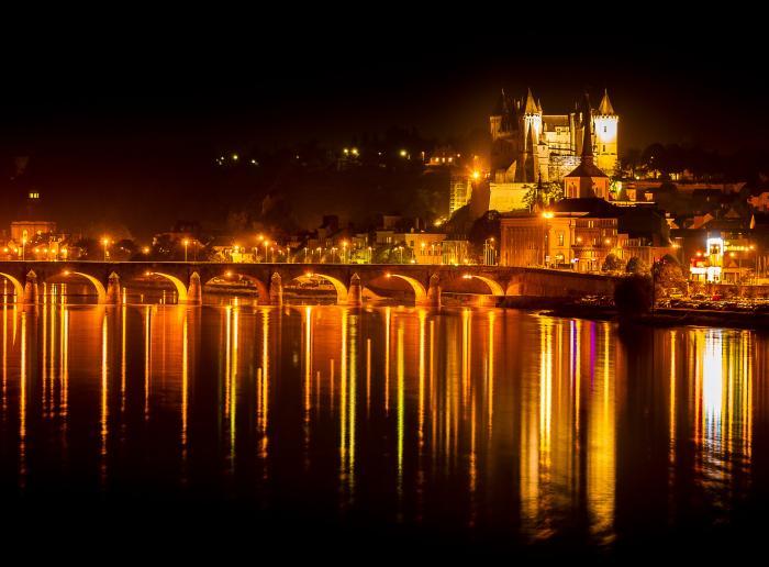 Angers, Cholet, Saumur