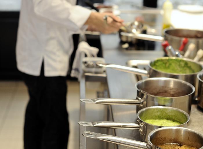 Cours de cuisine angevine