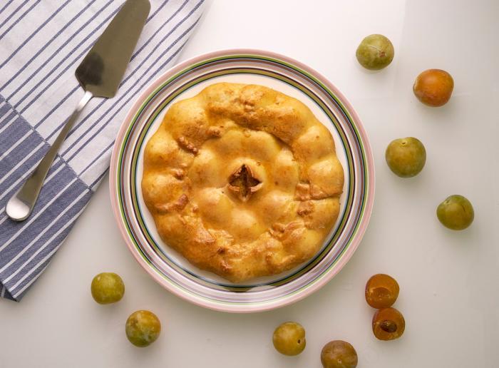 Le pâté aux prunes