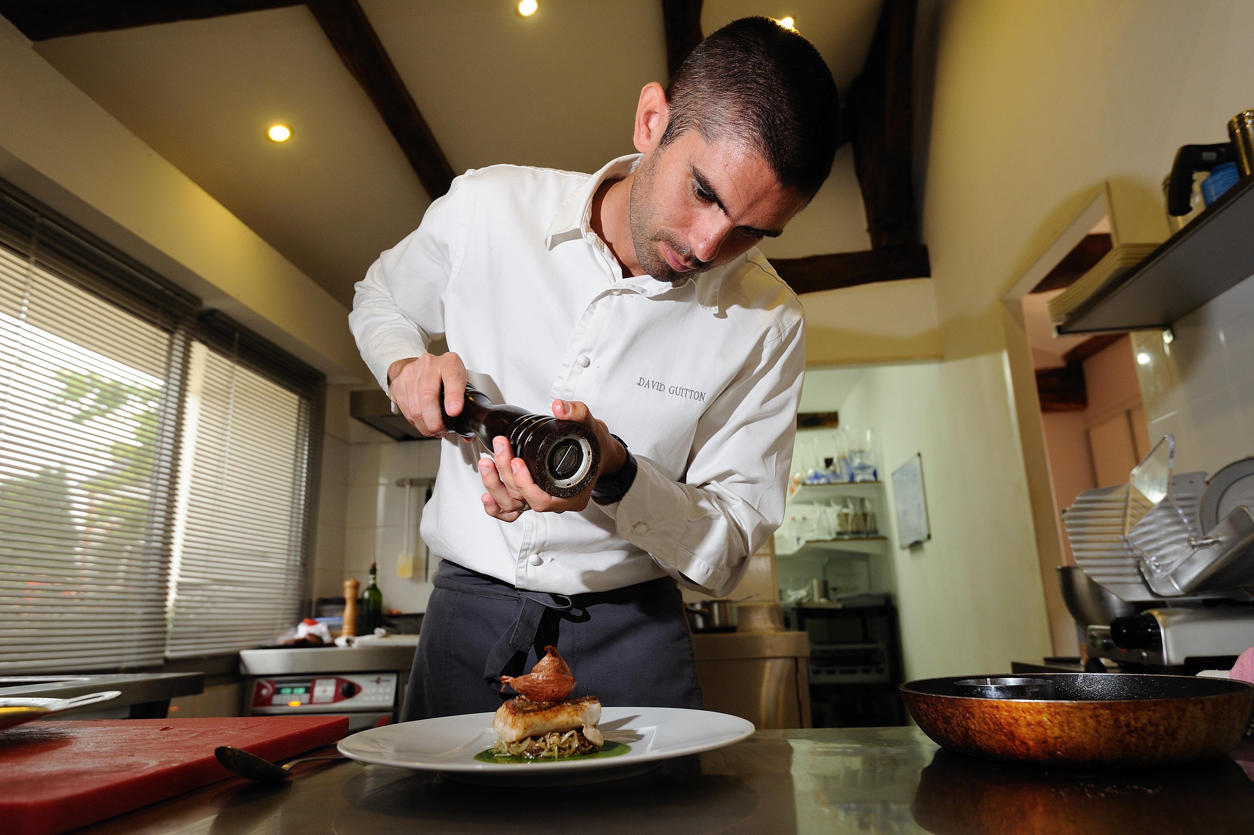 Restaurants dans le vignoble du val de loire - La table du square chaudefonds sur layon ...
