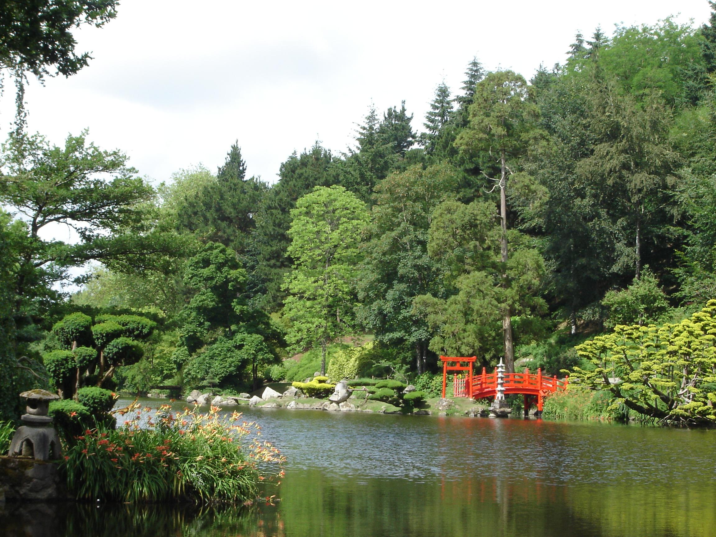 parc oriental de maul vrier la magie d un jardin japonais dans le 49. Black Bedroom Furniture Sets. Home Design Ideas