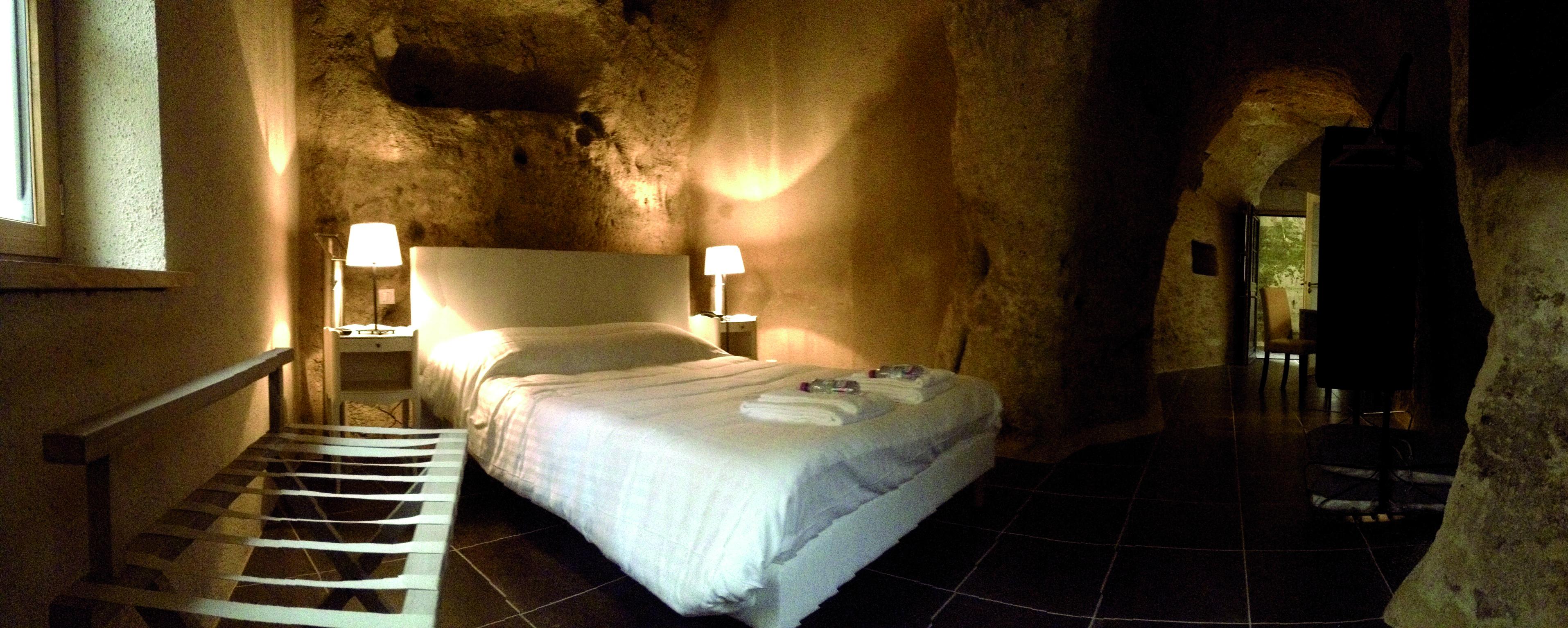 Dormir dans un troglodyte en anjou - Chambre troglodyte saumur ...